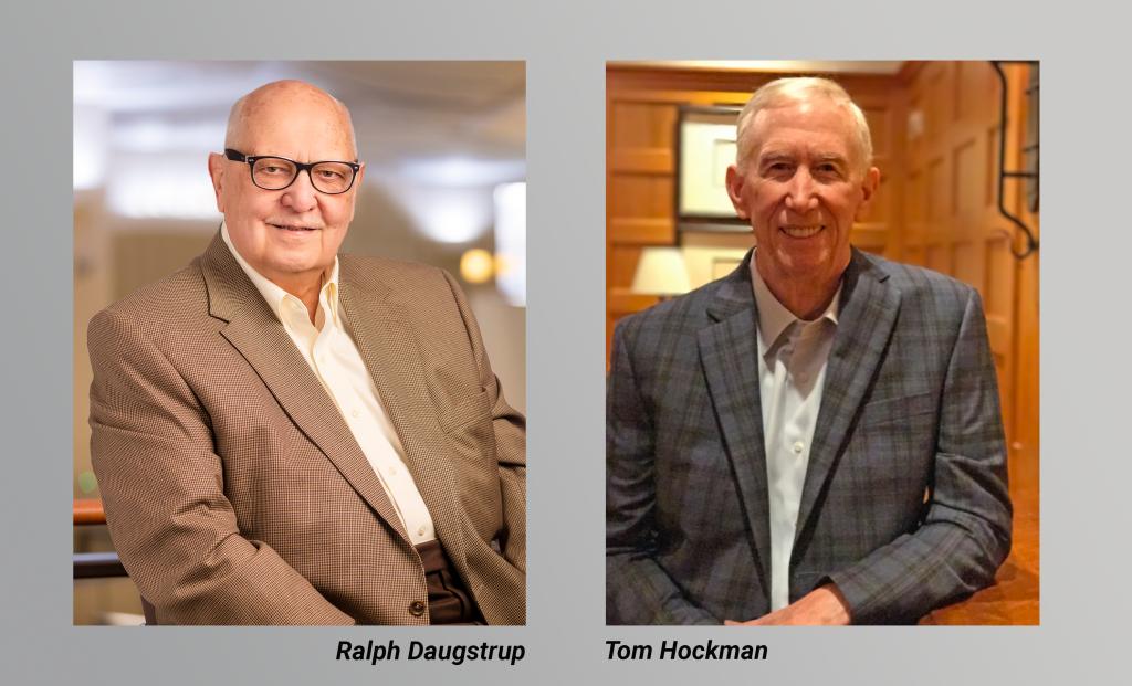 Ralph Daugstrup and Tom Hockman founded Quadax, Inc.