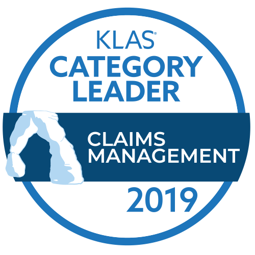 Quadax is the KLAS Category Leader for Claims Management 2019