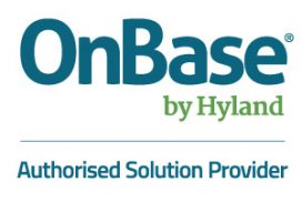 OnBase Authorised Solution Provider